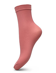 Ladies anklesock den, Opaque Sock 40 - ROSE HAZE