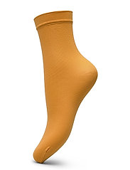 Ladies anklesock den, Opaque Sock 40 - SUNFLOWER