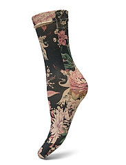 Ladies knee-high den, Liliana Sock 40 - BLACK