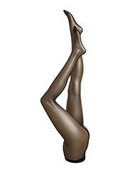 Vogue - Ladies Den Pantyhose, Sideria Sandalett 17den