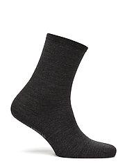 Ladies anklesock, Plain Merino Wool Socks
