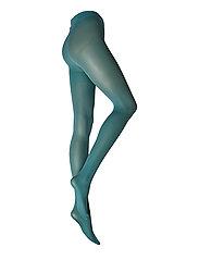 Ladies den pantyhose, Opaque 40 den - aqua haze