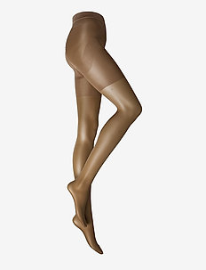 Ladies den pantyhose, Lift Up Support 20den - basic - suntan