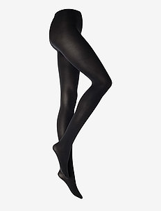 Ladies pantyhose den, Opaque 3D 80 den - sukkahousut - black