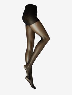 Ladies pantyhose den, Slim Magic Matt Control 20 - BLACK