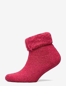 Ladies anklesock, Softies Home Sock - sokker - cayenne