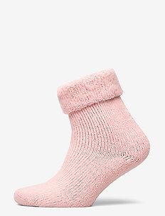 Ladies anklesock, Softies Home Sock - sokker - rose cloud