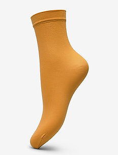 Ladies anklesock den, Opaque Sock 40 - ankelstrumpor - sunflower