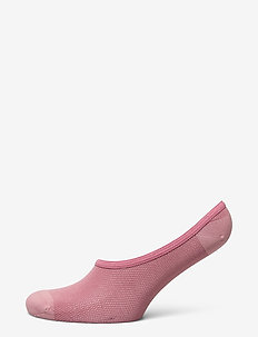 Ladies steps, Net Steps - sneakersokken - soft berry