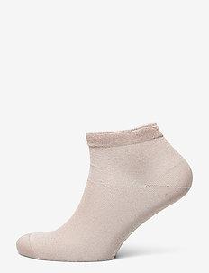 Ladies anklesock, Mirella Sneaker - ankle socks - champagne