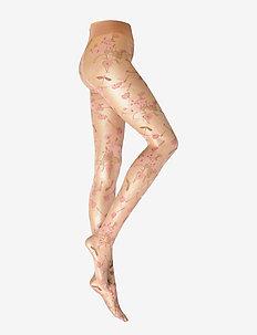 Ladies pantyhose den, Bianca 20 - strømpebukser - natural