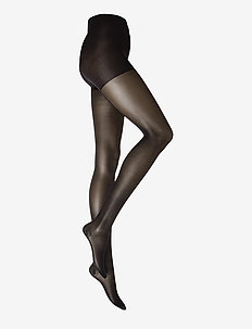 Ladies den pantyhose, Support 40den - basic strompebukser - black