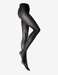 Ladies den pantyhose, Opaque 40 den - basic - marine