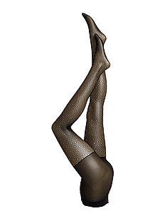 Ladies den pantyhose, Halo Net 30 - black