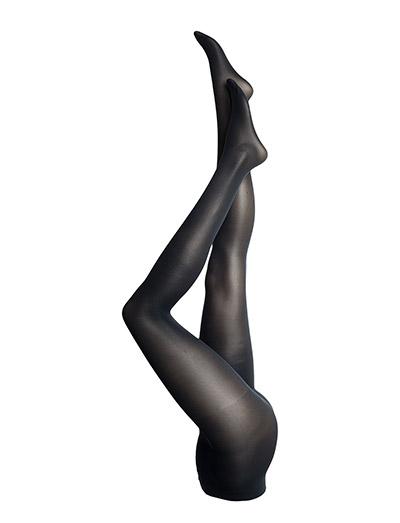 Ladies den pantyhose, Opaque 40 den - MARINE