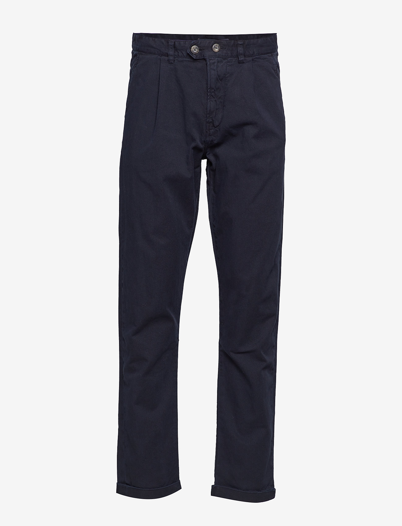 WACAY - Wray Pleat Pant - casual trousers - eternal