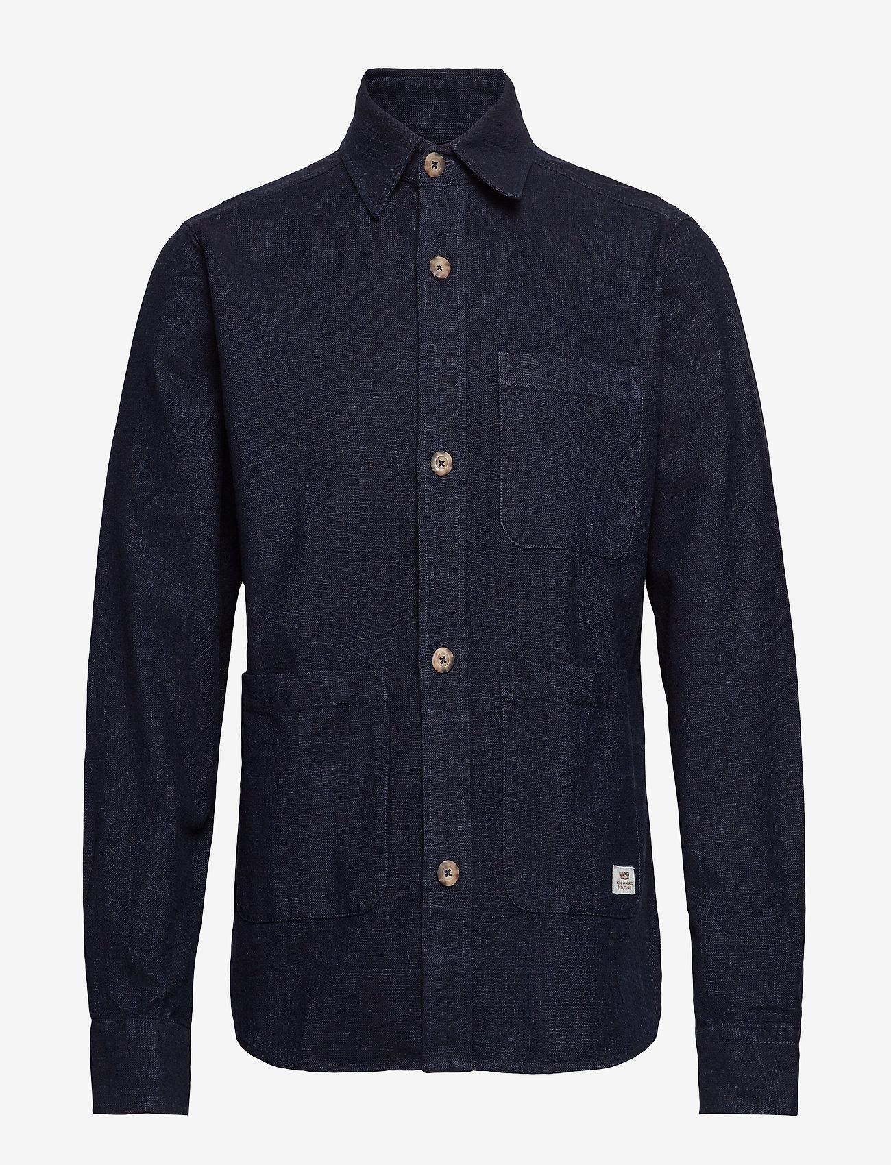 WACAY - Roger Overshirt - denim shirts - eternal