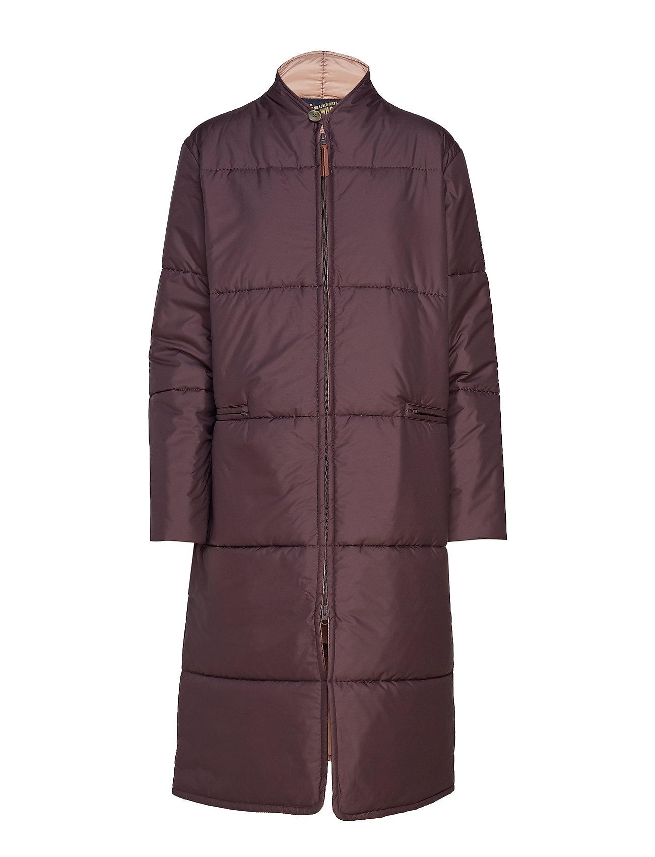 WACAY Lilo Loft Coat - PURPLE