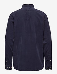 WACAY - Gusto Baby Cord Shirt - denim shirts - big blue - 1
