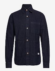 WACAY - Roger Overshirt - denim shirts - eternal - 1