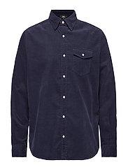 Gusto Baby Cord Shirt - BIG BLUE