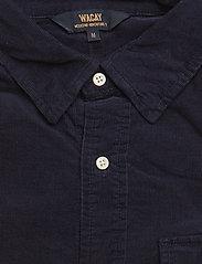WACAY - Gusto Baby Cord Shirt - denim shirts - big blue - 2