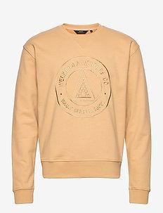 Weekenders Sweatshirt - SALTY YELLOW
