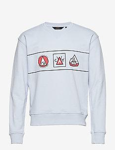 Scout Sweatshirt - SUMMER SKY