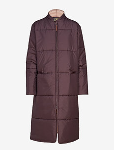Lilo Loft Coat - PURPLE