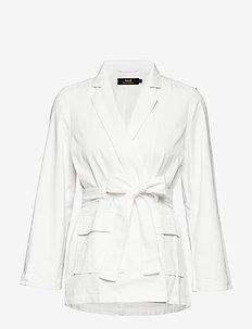 Jane Belted Jacket - TOFU