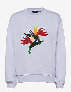 Tropic Sweatshirt - SUMMER SKY