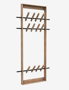 Coat Frame - knager & knagerækker - natura bamboo