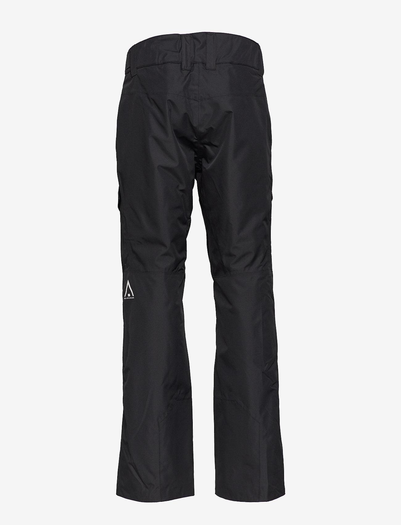 WearColour TILT Pant - Bukser BLACK - Menn Klær