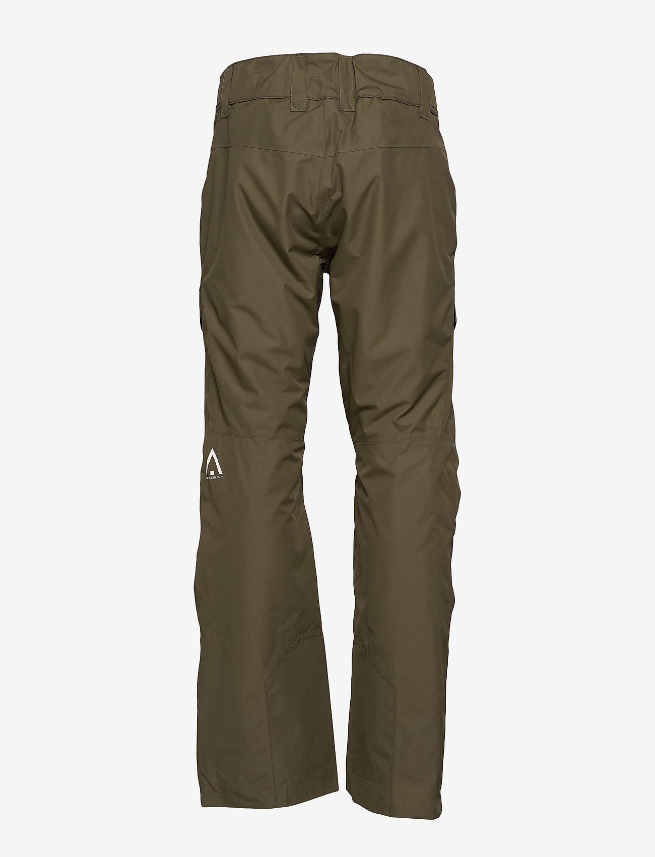 WearColour TILT Pant - Bukser MUD - Menn Klær
