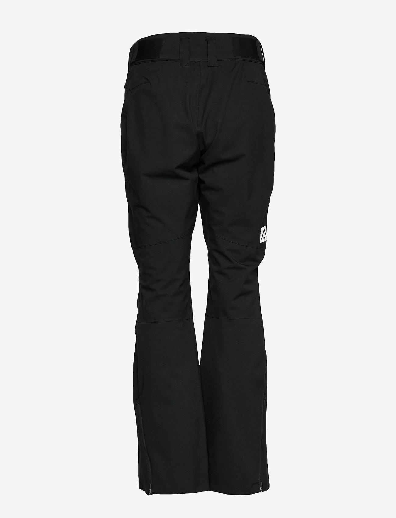 WearColour - BLAZE Pant - skibukser - black - 1