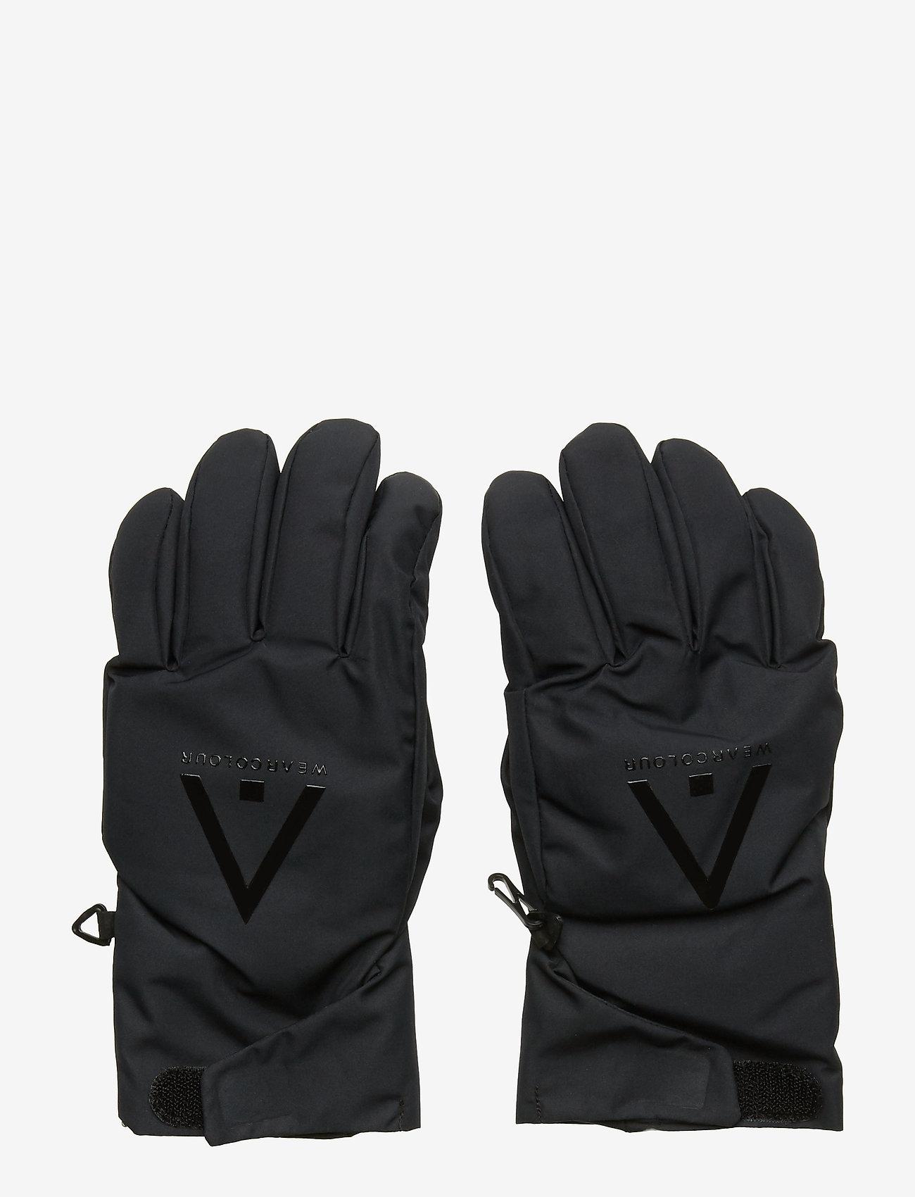 WearColour - RIDER Glove - gender neutral - black - 0