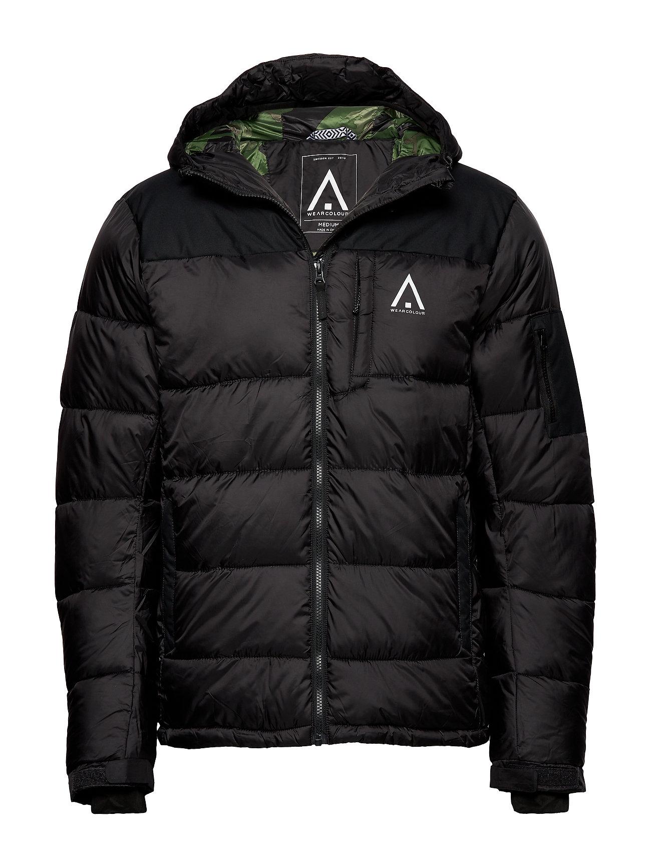 WearColour ZEAL Jacket - PHANTOM BLACK