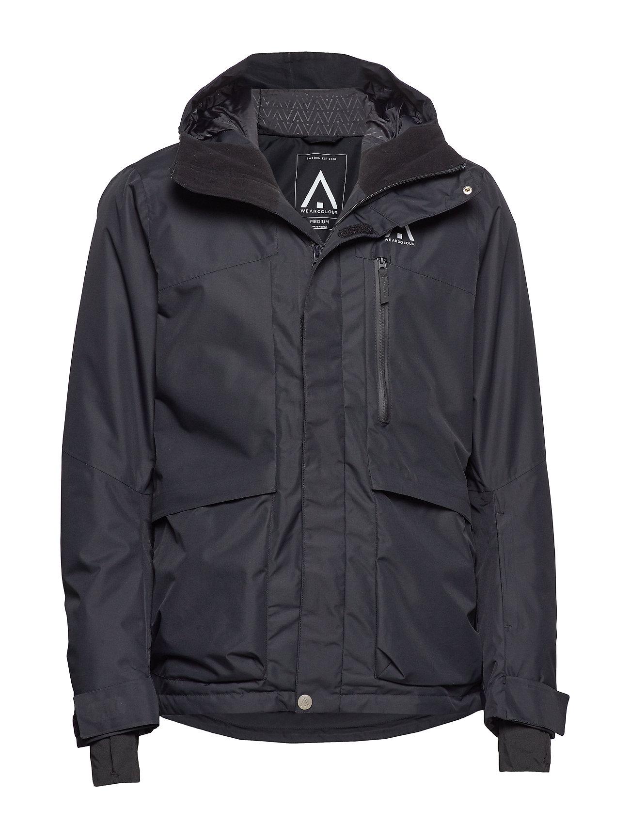 WearColour ACE Jacket - BLACK