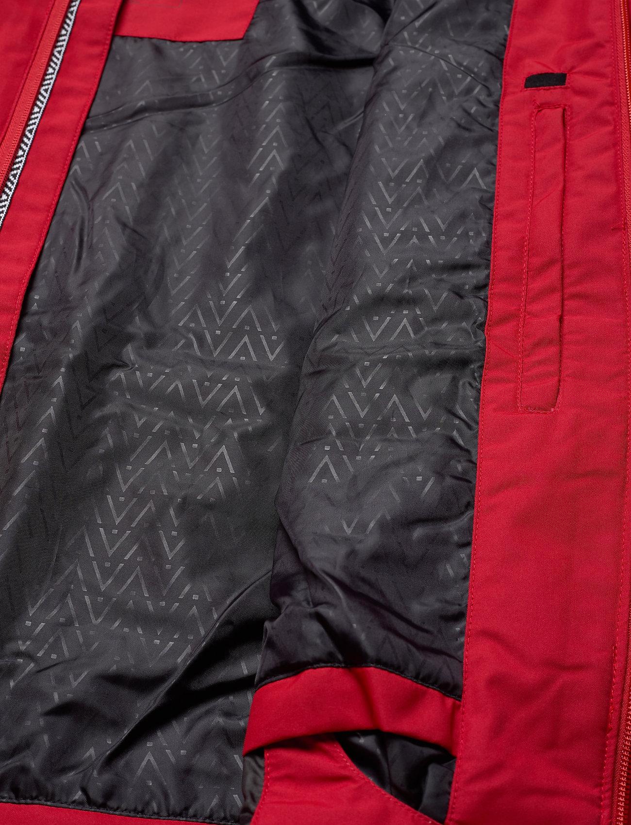 WearColour ACE Jacket - Jakker og frakker FALU RED - Menn Klær