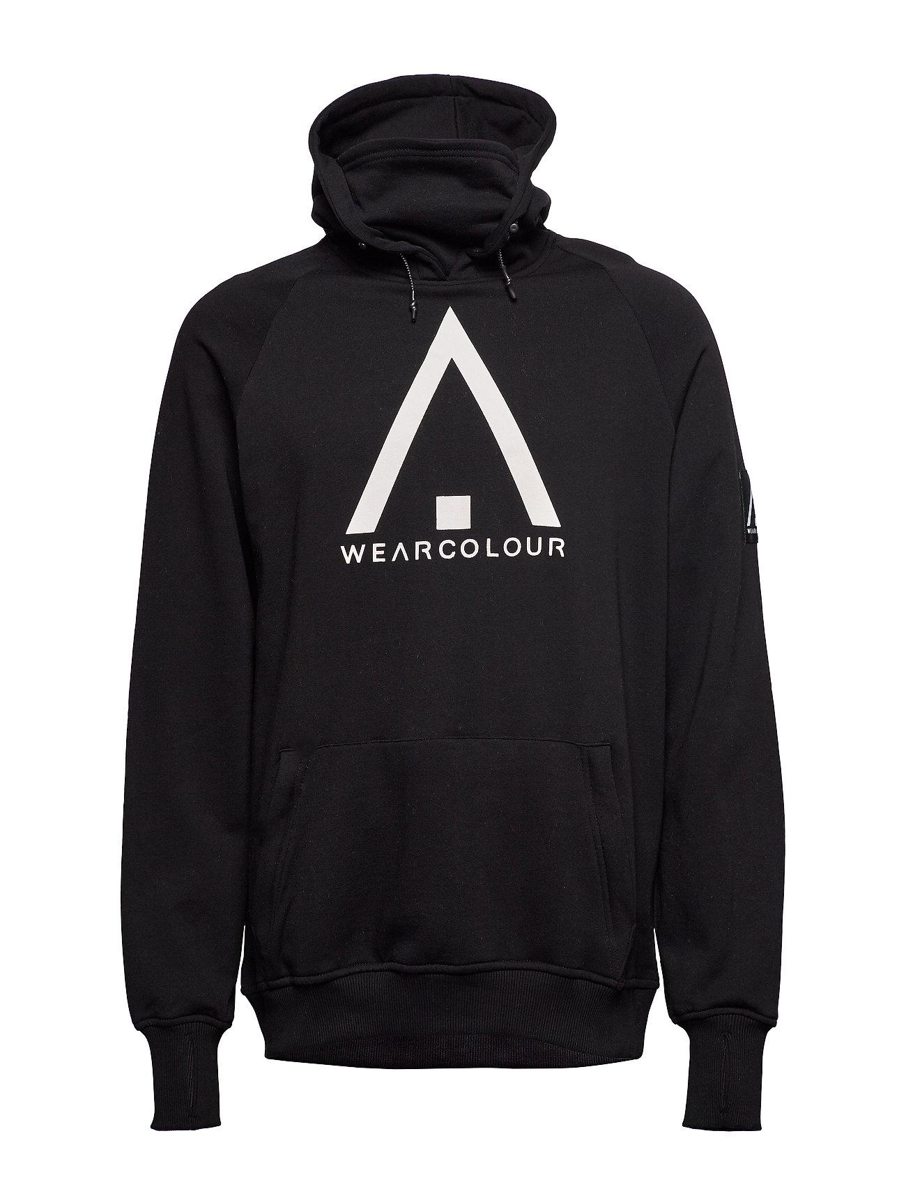 WearColour BOWL Hood - BLACK