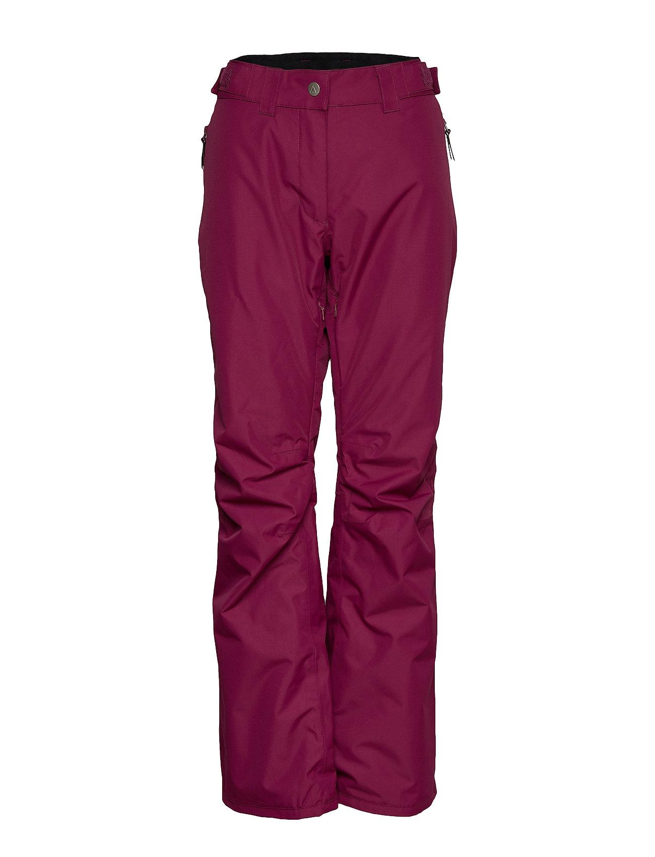 Image of Fine Pant Sport Pants Rød WearColour (3261451501)