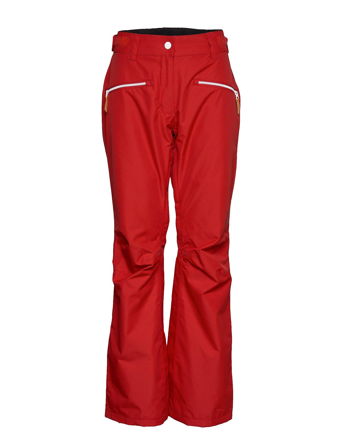 Image of Cork Pant Sport Pants Rød WearColour (3261451539)