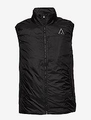 WearColour - ICON Vest - geïsoleerde jassen - phantom black - 1