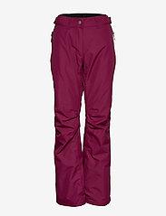 WearColour - FINE Pant - skibroeken - tibetan red - 0