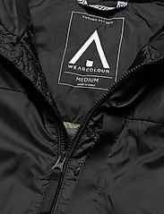 WearColour - ICON Vest - geïsoleerde jassen - phantom black - 2