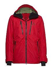 GRID Jacket - FALU RED
