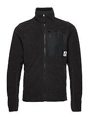 RETRO Pile Jacket - PHANTOM BLACK