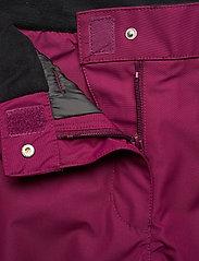 WearColour - FINE Pant - skibroeken - tibetan red - 3