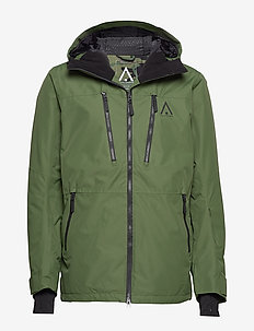 GRID Jacket - thermojacken - olive