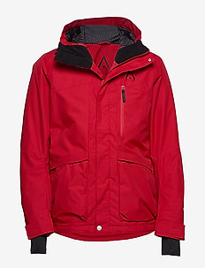 ACE Jacket - skijacken - falu red